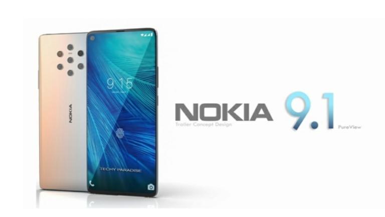 Nokia 9.1 PureView อาจเปิดตัวต้นปีหน้า กล้อง 5 ตัวเลนส์ ZEISS